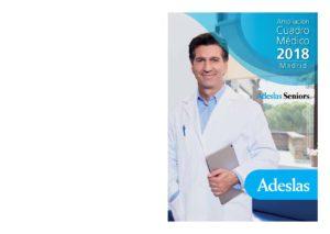 Cuadro Medico Ampliado Madrid Adeslas Senior Seguros Adeslas